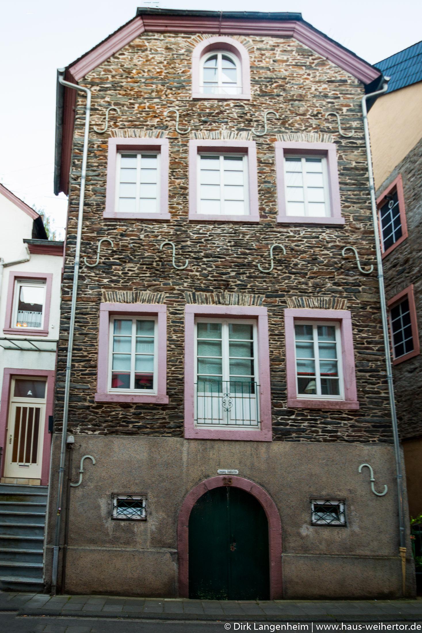 Außenansicht Haus Weihertor