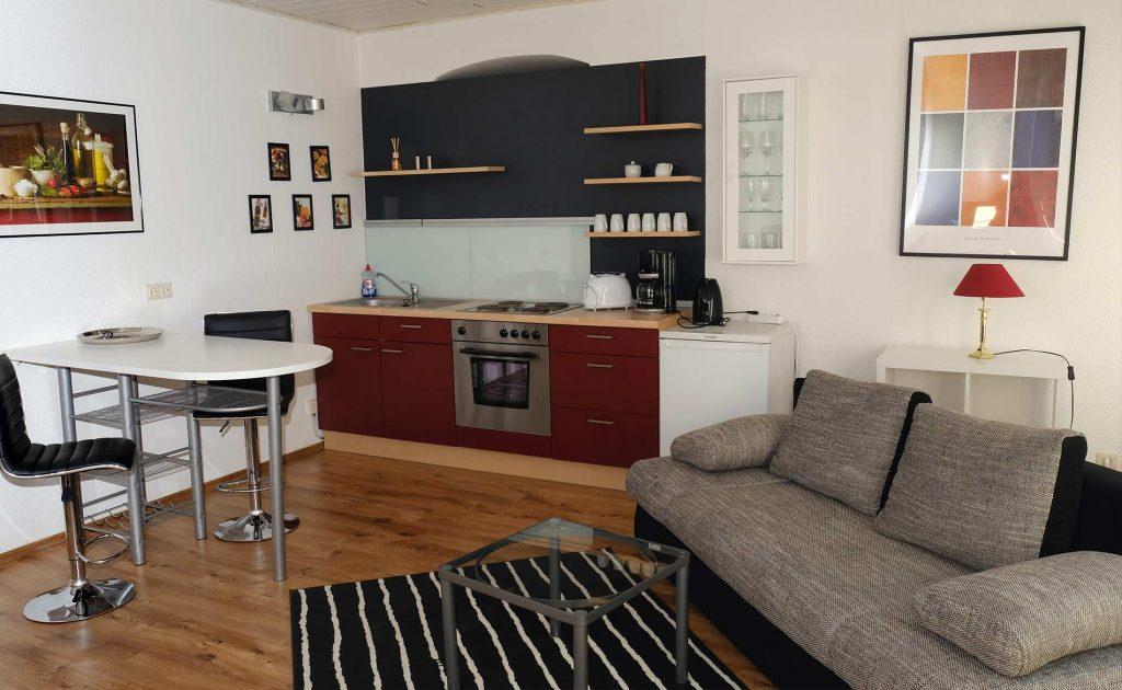 HHaus Weihertor Hochpaterre Appartement